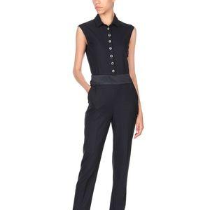 The kooples black jumpsuit xs